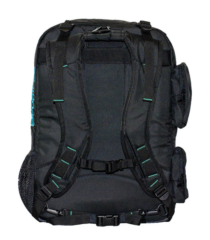 Airline Padded Gear And Boot Travel Carry On Ski Bag