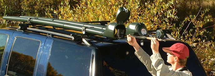 Diy Fly Rod Roof Carrier Diy Campbellandkellarteam