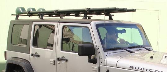Sportube Master Series Double Haul Fly Rod Transportation Case For