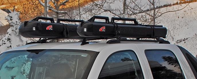 Sportube Roof Rack Straps