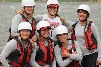 US Women's Rafting Team