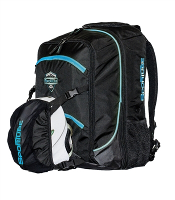 Overheader Padded Gear and Boot Backpack